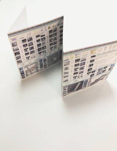 Односторонние лифлеты с 3-мя сгибами
