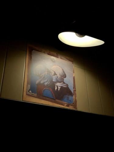 """Печать фотографий для выставки современного искусства """"Новый Реверанс"""" в Москве. Бумага - Felix Schoeller Pyramid 275 г/м2"""