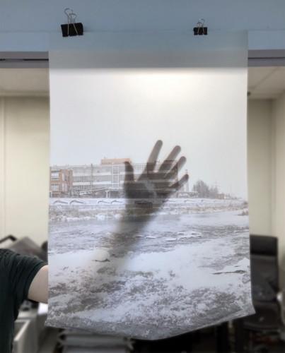 Цветная печать фотографий формата 55х75 см на кальке HP плотностью 90 г/м2
