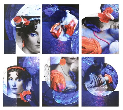 тираж ярких фотографий на топовой матовой фотобумаге Felix Schoeller Pyramid 275 г/м2