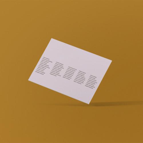 План рассадки гостей. Формат - 100х70 см. Плотная матовая фотобумага, накатка на 10-мм пенокартон белого цвета